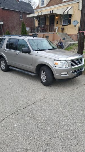 Explorer Ford 2008XLT for Sale in East Liberty, PA