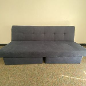 Futon Couch Bed With Drawers for Sale in Costa Mesa, CA