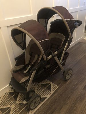 Chicco double stroller for Sale in North Salt Lake, UT