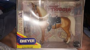 Breyer Roy Roger's trigger hollywood horses series for Sale in Los Angeles, CA