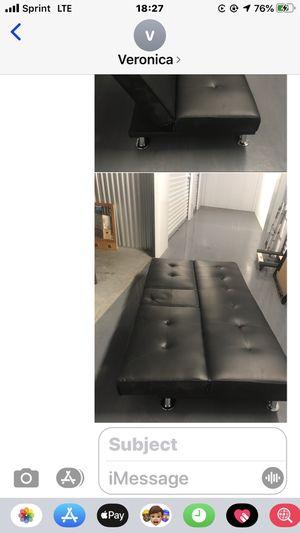 Futon sofa for Sale in Florissant, MO