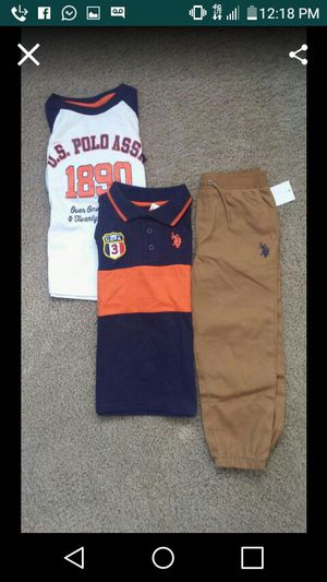 U. S polo 3 piece for Sale in Kent, WA