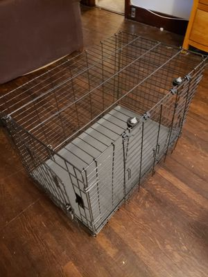 Dog crate for medium size dog for Sale in Salt Lake City, UT