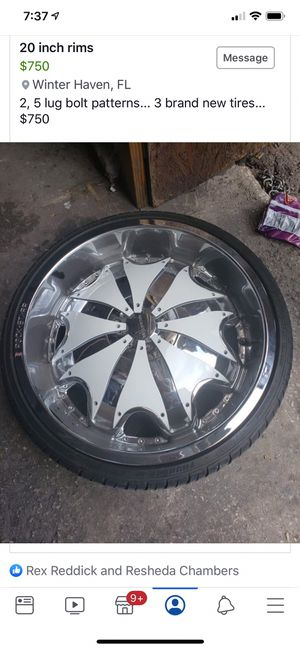 Rims for Sale in Haines City, FL