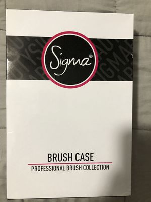 Sigma makeup brush organizer for Sale in Miami, FL