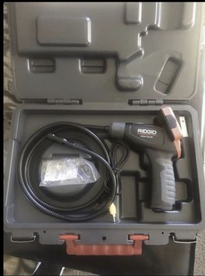 Ridgid Micro Ca-25 Inspection Camera for Sale in San Jose, CA
