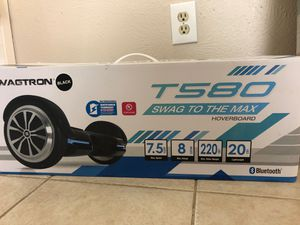 Swagtron T580 Hoverboard with Bluetooth New! for Sale in Plano, TX