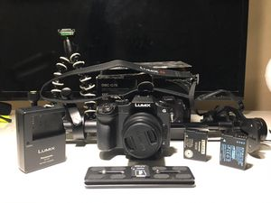 Panasonic LUMIX G7 Camera Bundle for Sale in Fayetteville, NC