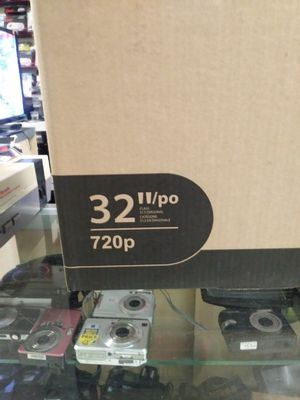 Toshiba tv 32' brand new for Sale in Philadelphia, PA