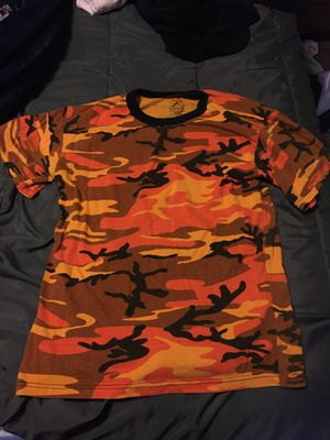 Camo shirt for Sale in Vancouver, WA