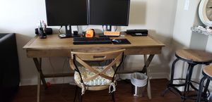 Campaign Desk and Chair for Sale in Houston, TX