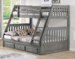 Bunk Bed Twin over Full in Offer for Sale in Orlando, FL