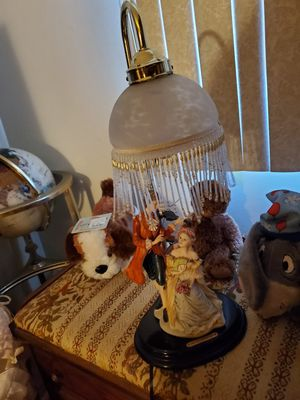 two porcelain collectors lamps for Sale in Fall River, MA