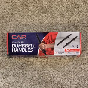 Dumbbell Handles for Sale in Charlotte, NC