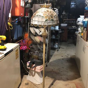 Floor lamp and hanging lamp for Sale in Kennesaw, GA
