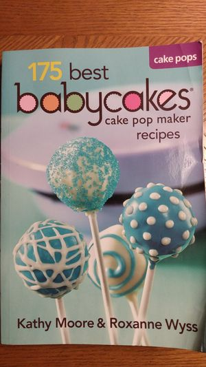 Cake pop recipe book. for Sale in Orland Hills, IL
