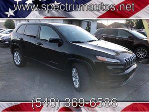 2014 Jeep Cherokee for Sale in Fredericksburg, VA