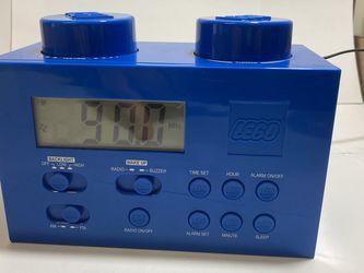 Lego Alarm Clock AM FM Radio for Sale in Bountiful,  UT