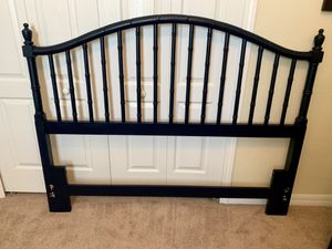 Thomasville faux bamboo queen headboard for Sale in Land O Lakes, FL