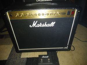 Marshall dsl 40 c tube guitar amp for Sale in Woodbine, MD