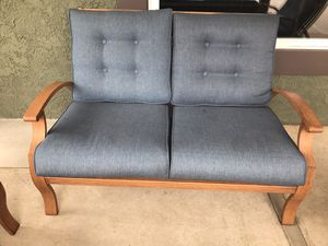 Patio Furniture - Loveseat, 2 Chairs and Coffee Table for Sale in San Dimas, CA