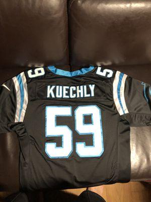 Luke Kuechly Carolina Panthers jersey for Sale in Irvine, CA