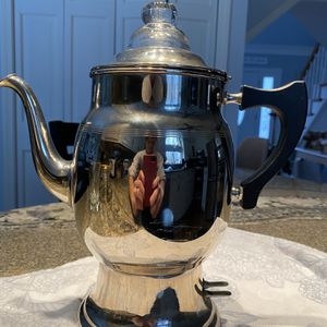 Vintage Percolator-1925-meridian Electrics for Sale in Derby, CT