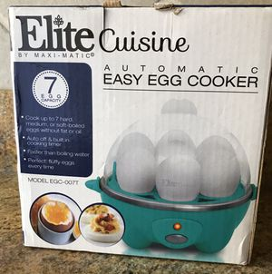 Egg cooker for Sale in Springfield, VA