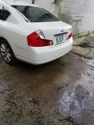 2006 Infiniti m35x part out only for Sale in East Providence, RI