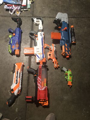 Nerf guns for Sale in Antioch, CA