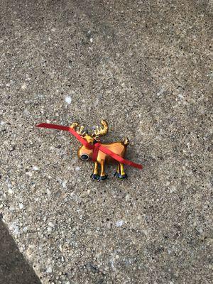 Christmas reindeer brooch for Sale in Parkville, MD