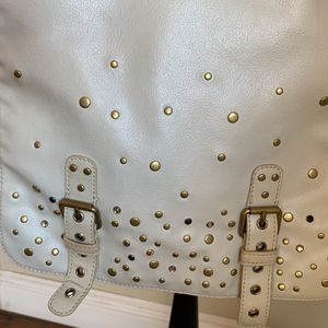Nine West Messenger Bag White for Sale in Riverside, CA