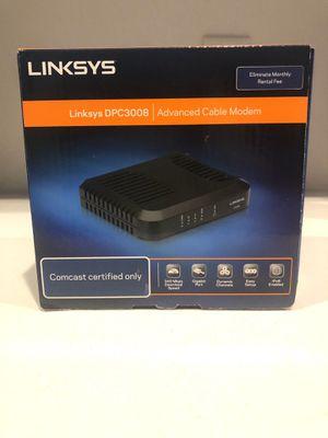 Linksys DPC3008 modem for Sale in Washington, DC