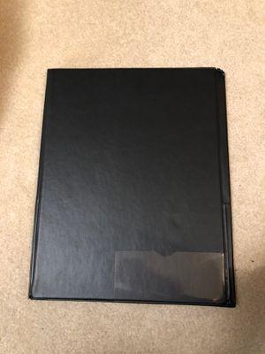 Music folder for sheet music for Sale in Kent, WA