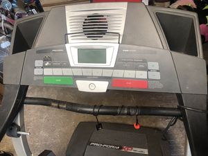 Pro-form treadmill for Sale in San Antonio, TX