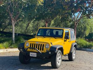 2015 Jeep Wrangler for Sale in Los Angeles, CA