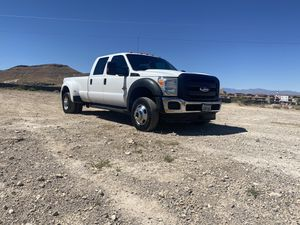 2011 ford F450 with 4X4 for Sale in Las Vegas, NV