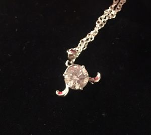 Aries silver necklace $20 for Sale in Denver, CO
