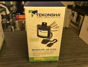TEKONSHA HD Plus Module Trailer Wiring Kit Power for Sale in Kennewick, WA