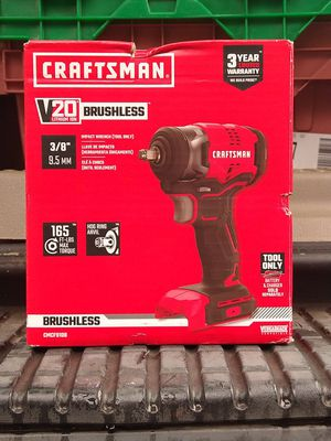 Brushless impact wrench for Sale in Maple Valley, WA