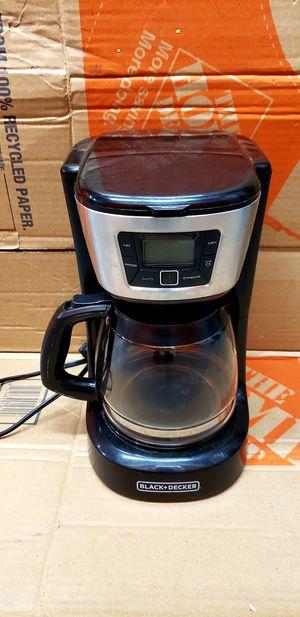 Digital Black & Decker coffee maker for Sale in Lake Forest, CA