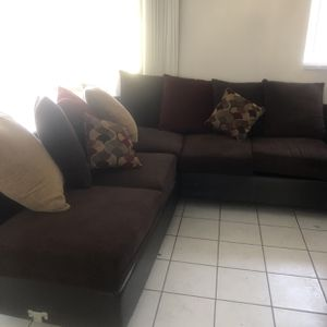 Sectional Sofa Set Of 3 Pcs for Sale in Highland, CA