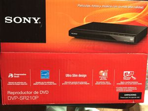 Sony DVD player for Sale in Compton, CA