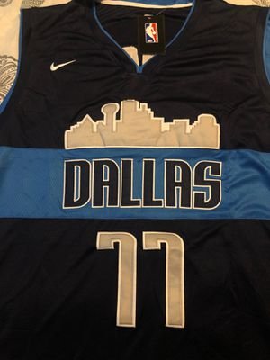 Dallas Mavericks Sky Line Luka Doncic for Sale in Irving, TX