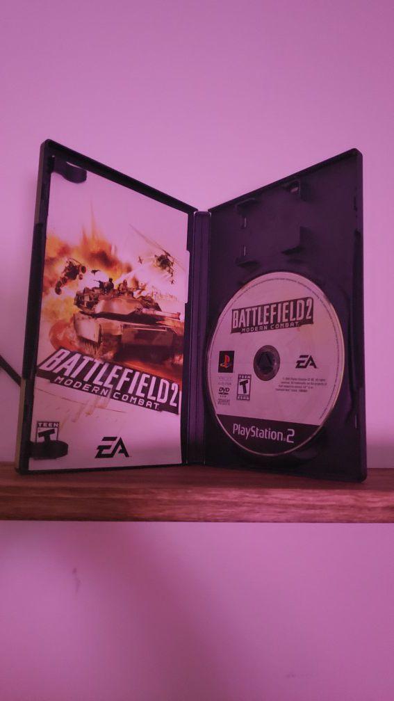 Battlefield 2 Modern Combat [PS2]