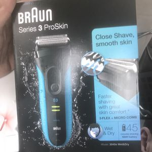 Braun Series 3 Pro Skin for Sale in Dallas, TX