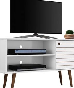 White Mid-Century Modern TV Stand for Sale in Seattle,  WA
