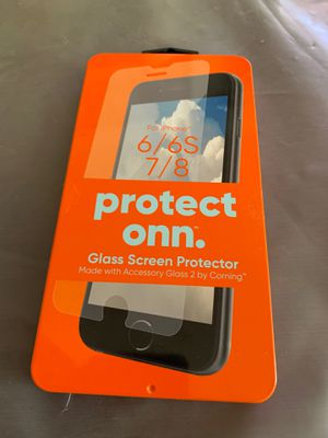 Glass screen protector for Sale in Odessa, TX