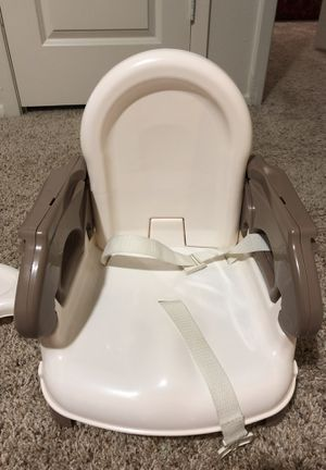 Baby comfort folding booster seat for Sale in Irving, TX