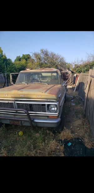 72 Ford ranger f250 for Sale in Baldwin Park, CA